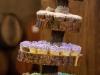 Erin and Paul's wedding cupcakes