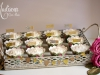 Buttercream topped cupcakes