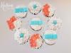 Hollie's birthday cupcakes
