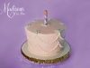Elanor's smash cake