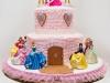 Stella's castle cake