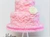Paisley's Cotton Candy Cake