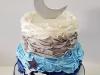 Amanda's baby shower cake....